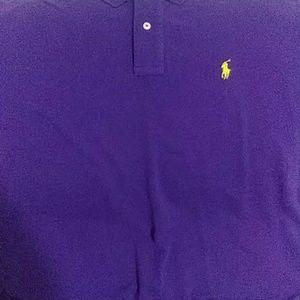 Polo by ralph lauren mens short sleeved button u ?